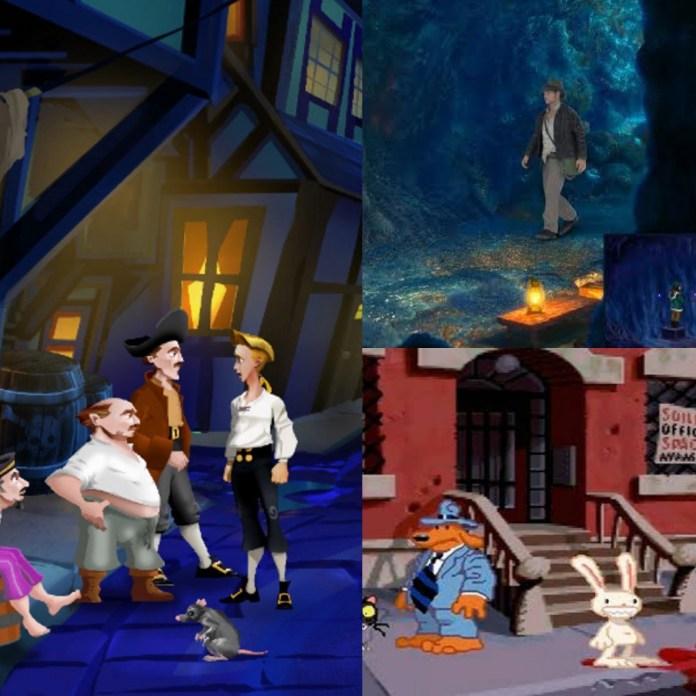 The Secret of Monkey Island, Amazon Prime Gaming, LucasArts, Indiana Jones, Sam and Max,