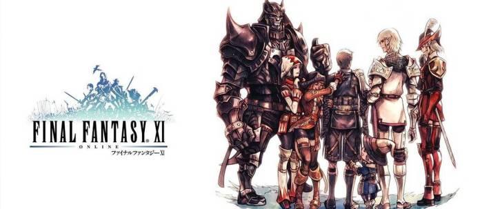 Square Enix celebra el 20 Aniversario de Final Fantasy XI 1