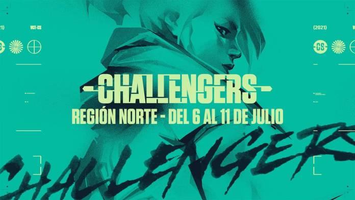 Valorant anuncia el inicio de su competencia Challengers para la región del norte para seleccionar a los equipos que llegaran a las finales en Berlín.