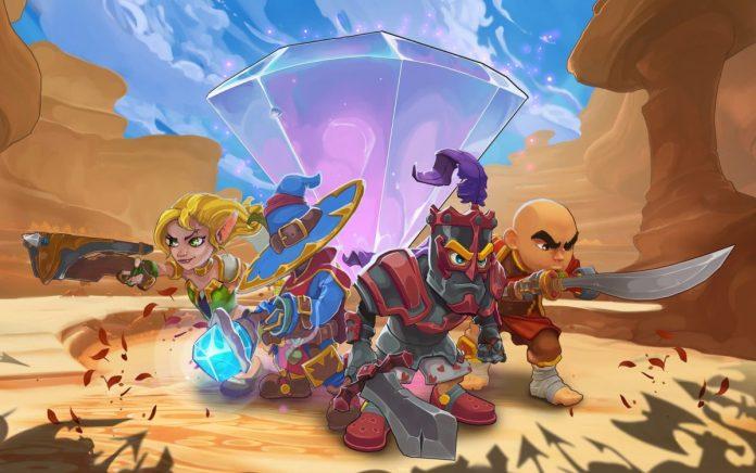 Dungeon Defenders: Awakened llega a Nintendo Switch el 4 de agosto 3