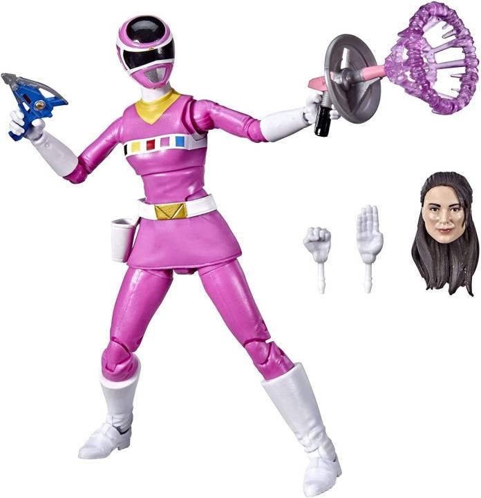 Nuevas figuras de Power Rangers Lightning Collection. 7