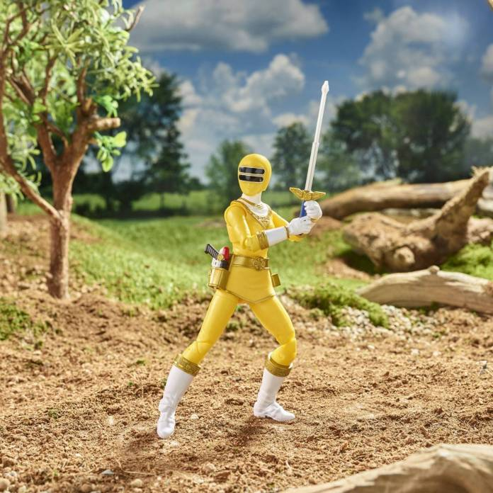 Nuevas figuras de Power Rangers Lightning Collection. 11