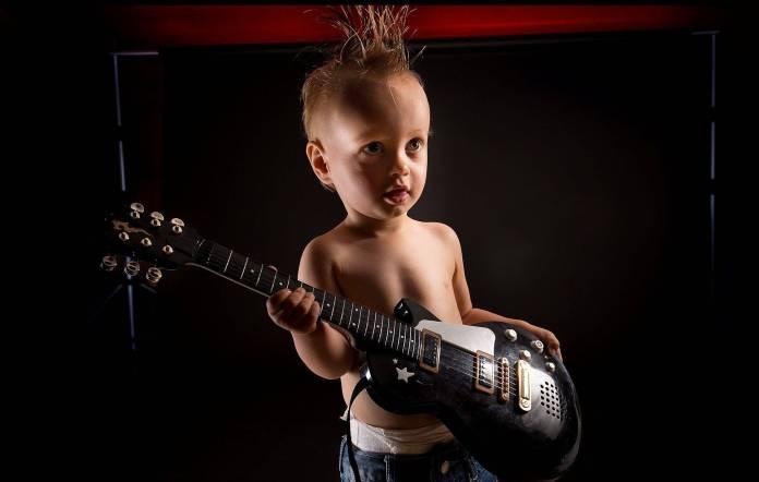 Metallica, Pantera, Slayer, Bebe