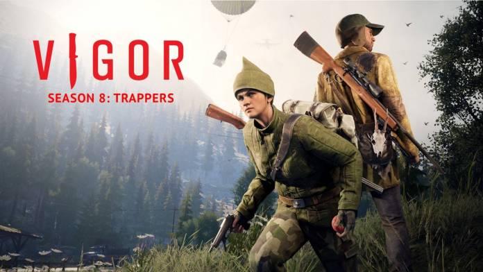 Vigor: Presenta Las Legacy Seasons llegan con la actualización 8.1