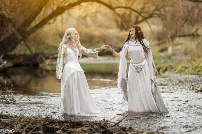 The Lord of the Rings, El Señor de los Anillos, elfos, elves