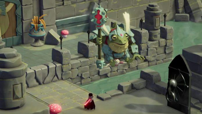 No te pierdas el nuevo tráiler gameplay de Death's Door, lo nuevo de Acid Nerve 4