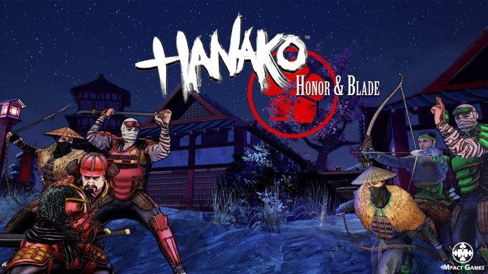 Hanako: Honor & Blade el multiplayer de samuráis llegará a Steam el 15 de Septiembre