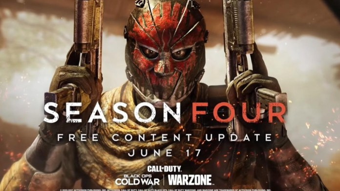 La Temporada Cuatro Recargada de Call of Duty Black Ops Cold War y Warzone se lanzará el 15 de julio con contenido gratuito para ambos juegos.