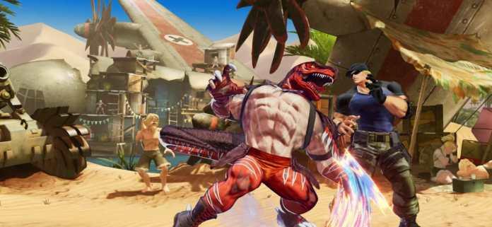 Confirmada la presencia de King of Dinosaurs en The King of Fighters XV 4