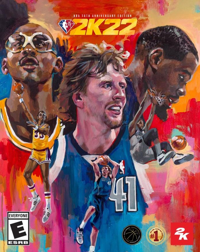 NBA 2K22 presenta sus portadas y fecha de lanzamiento 2