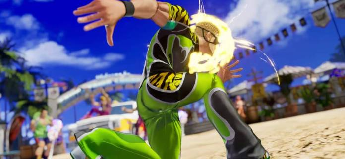 SNK confirma a Ramón como parte de la plantilla de The King of Fighters XV 6