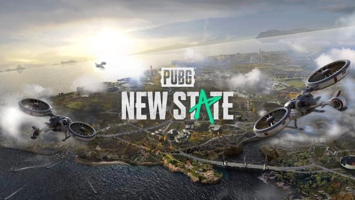 PUGB NEW STATE