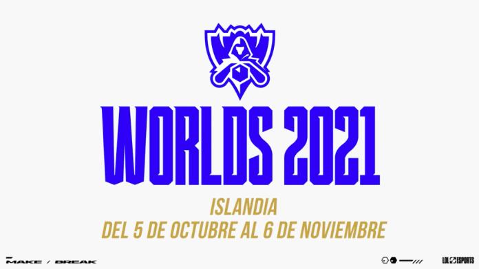 League of Legends Worlds 2021 del 5 de Octubre al 6 de Noviembre