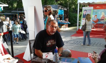 O Encontro com o autor Pedro Garcia Rosado