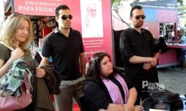Encontro com o autor Pedro Garcia Rosado