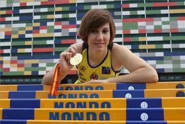Barbara Hernando - Heptatlon - Nosotras Deportistas