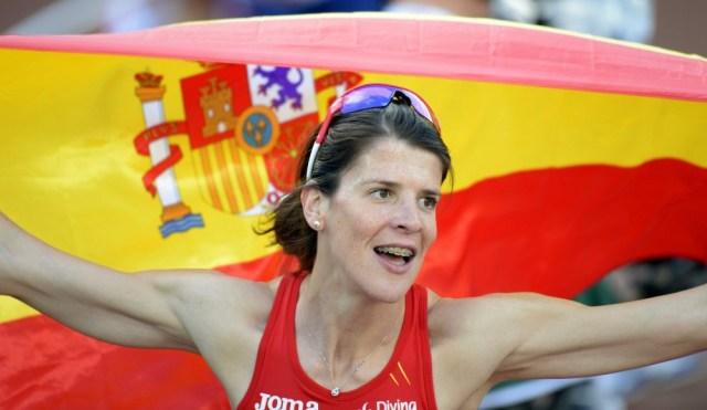 Ruth Beitia Medalla de Bronce Mundial Moscú 2013 - Nosotras Deportistas