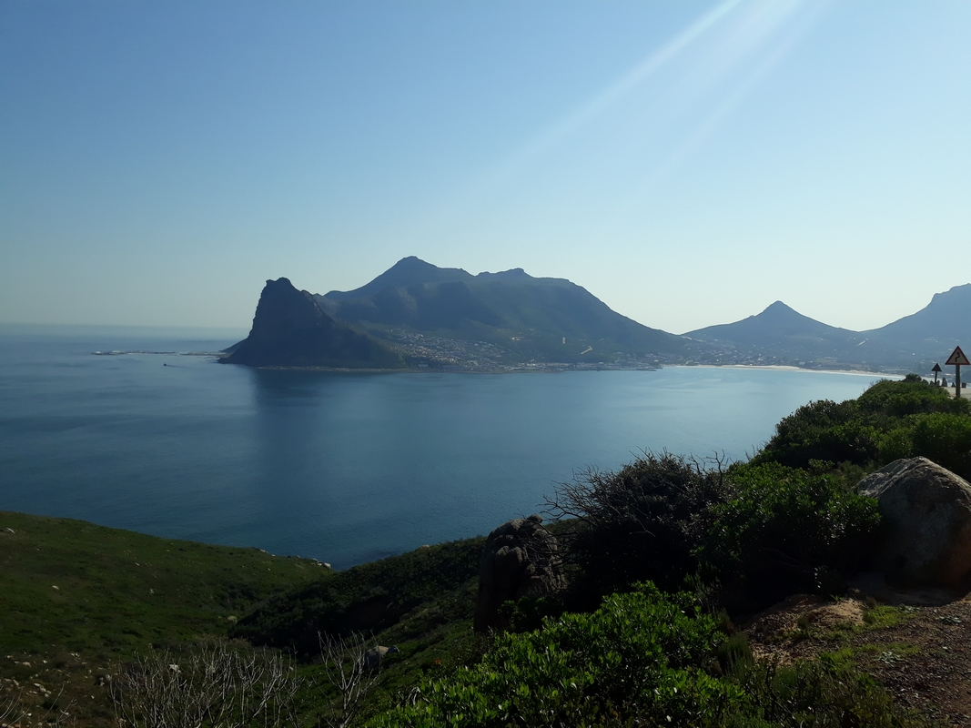 Chapman's Peak Trail – Hout Bay