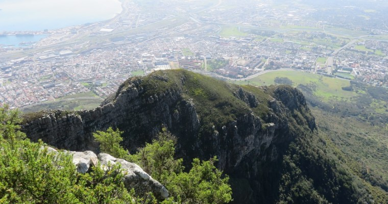 Knife's Edge – Table Mountain Tight Rope Walk
