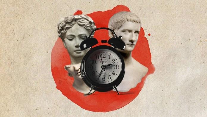 A noção de tempo e sua construção histórica
