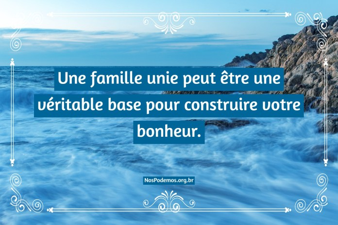 Phrases famille