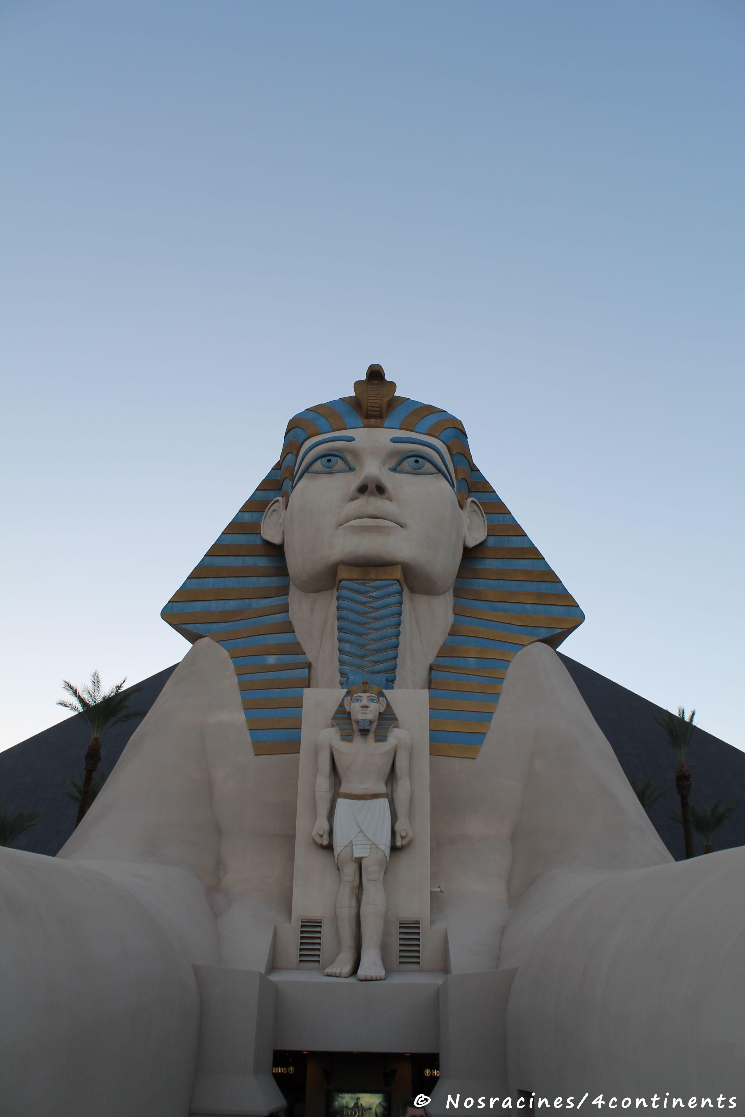 Las Vegas entre architecture extravagante et monuments historiques  Nos Racines sur 4 Continents