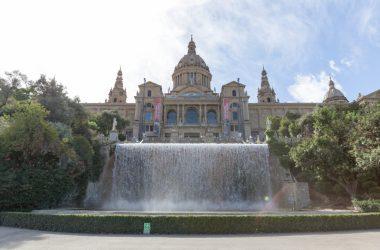 Montejuic Barcelona Catalunha