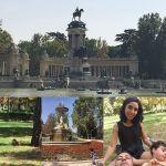 Espanha com criança pequena!