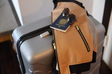 viagem de avião regras de bagagem compras