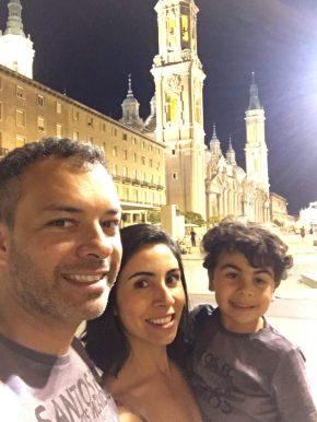 Zaragoza Aragão Aragon Saragoça Espanha Espana
