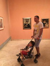 Madri Museu criança