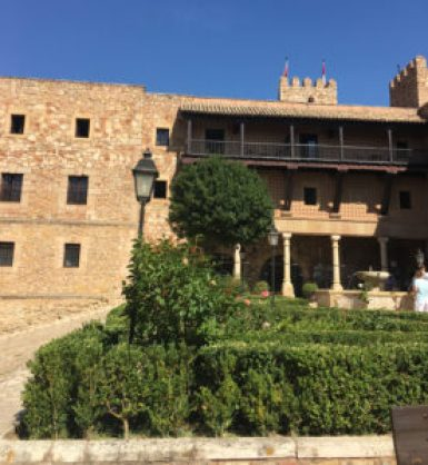 Guadalajara Singuenza Castelo dos Bispos
