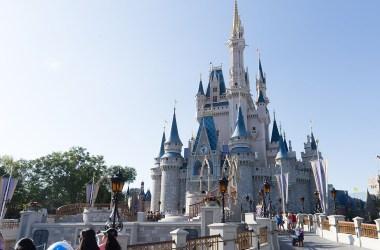 Castelo da Cinderela, Magic Kingdom Orlando