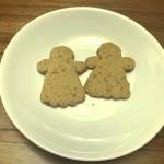 Ginger Bread: Receita de  Menino de Biscoito (sem leite)