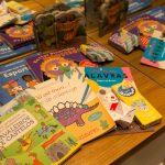 Brincadeiras e atividades para crianças em viagens (não eletrônicas)