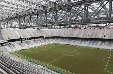 Tour furacão Estádio Atletico Paranaense