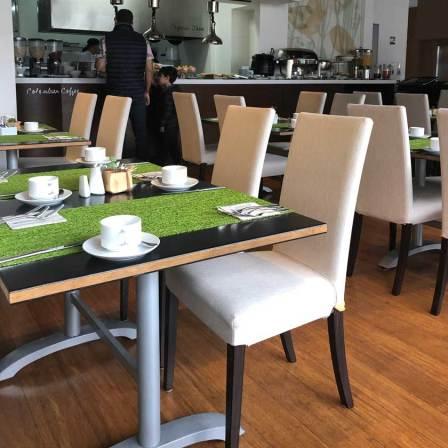 onde ficar hotel em Bogotá hospedagem café da manhÃ