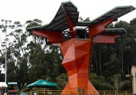 Zipaquirá Parque de Sal o que fazer Bogotá