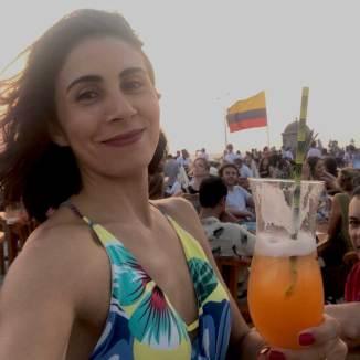 cafe del mar Cartagena Colombia o que fazer