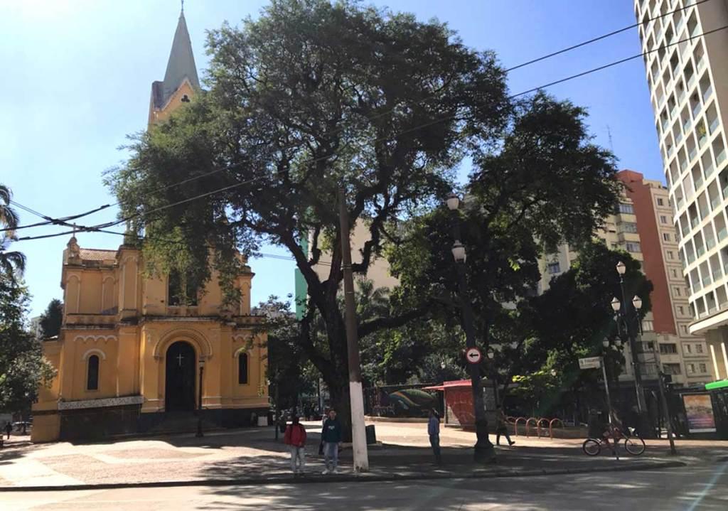o que fazer no centro de São Paulo