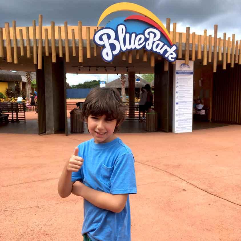 Foz do Iguaçu roteiro blue park