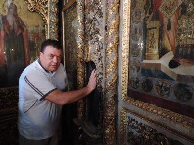 Antonio Teixeira - Istambul - Madeiro da Cruz de Cristo