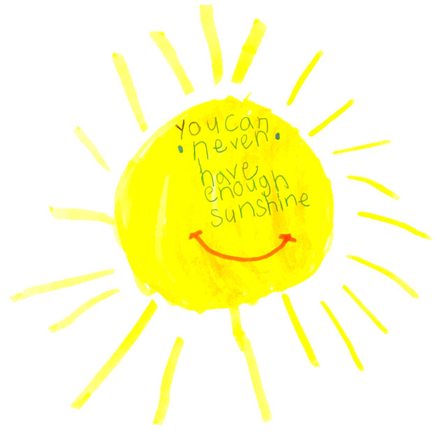 You Can Never Have Enough Sunshine | Nostalgia Diaries Blog