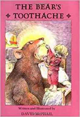 the bear's toothache book
