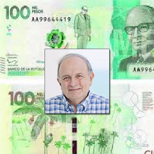 Los billetes de 100 mil