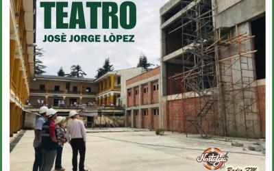 EN SANTA ROSA DE CABAL…EL TEATRO JOSÈ JORGE LÒPEZ TERMINA SU SEGUNDA ETAPA