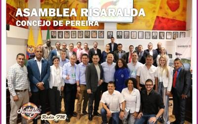EN PEREIRA…CONCEJOS DEL EJE Y ASAMBLEA DE RISARALDA, UNIDOS POR LOS JUEGOS NACIONALES 2023