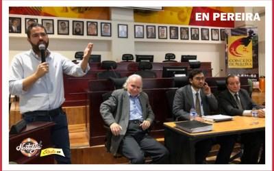 FORO HISTORIA DE PEREIRA…GRANDES VOCES LA CONTARON!
