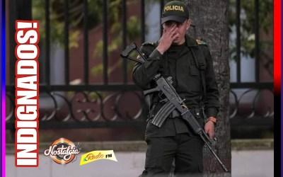 EN COLOMBIA…ATENTADO AL CORAZÓN DE LA POLICÍA, 21 MUERTOS Y 87 HERIDOS