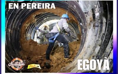 EN PEREIRA…CON ÉXITO CULMINAN EXCAVACIONES EN EL NUEVO EGOYÁ